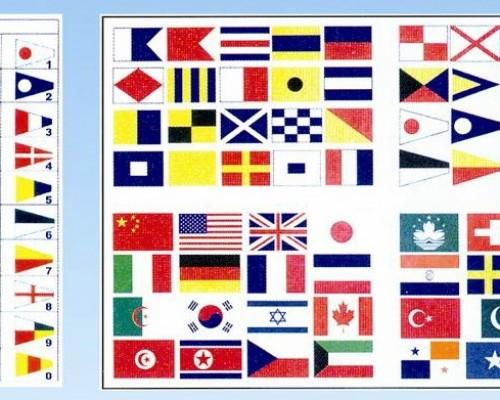 国际通语信号旗