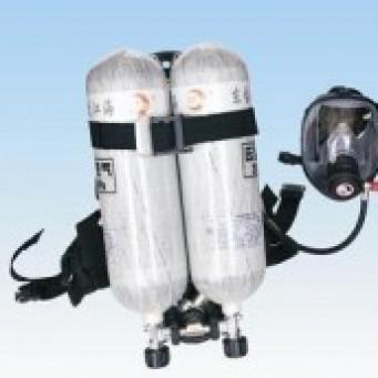 双瓶呼吸器