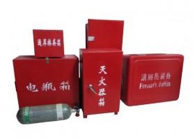 灭火器箱——消防连大家,关注消防安全