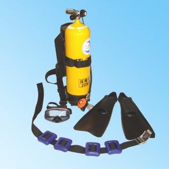 潜水呼吸器