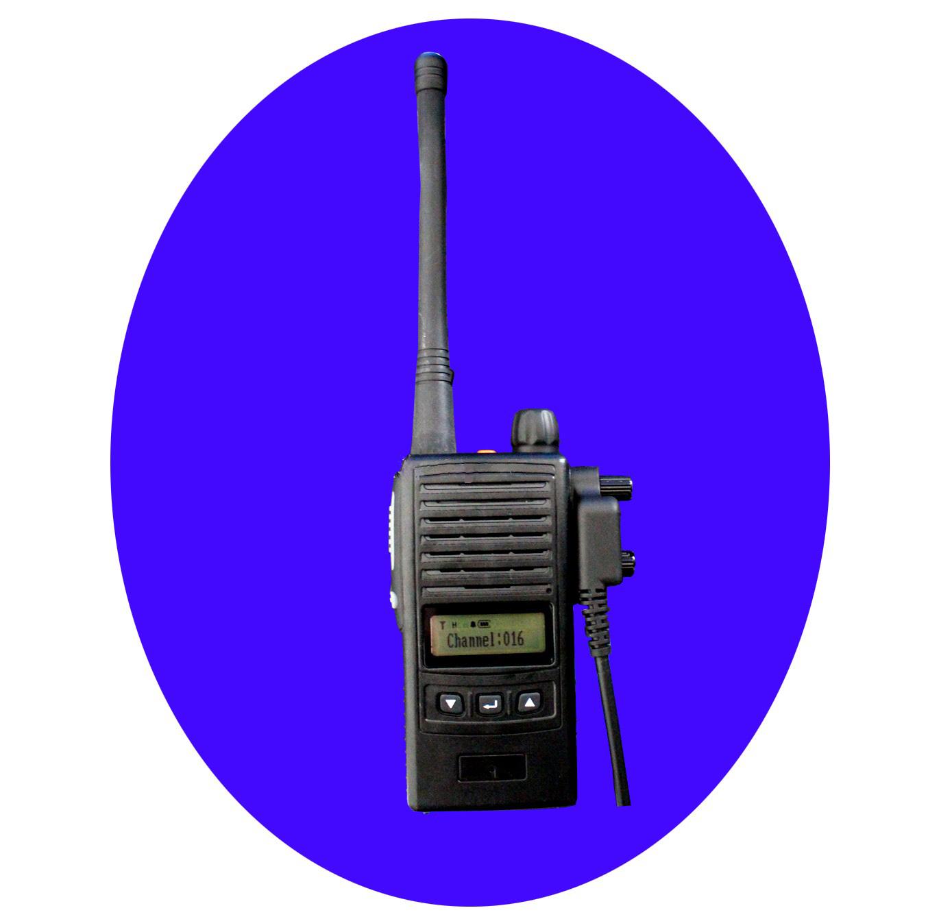 消防员装备通讯-对讲系统